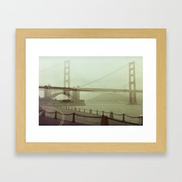 San Francisco Framed Art Print