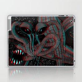 Achluophobia Laptop & iPad Skin