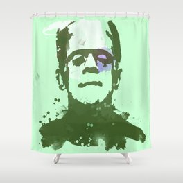 Franky Shower Curtain