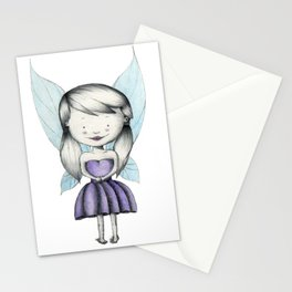 Punk is the Pixie Stationery Cards