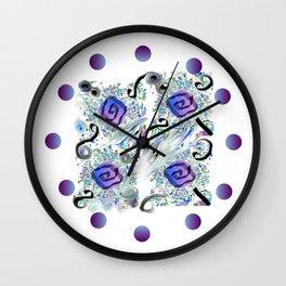 Wind 14 Wall Clock