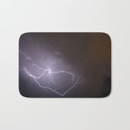 Electric Heavens Bath Mat