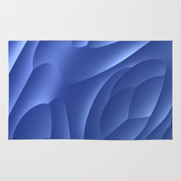 Blue Dune Rug