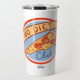 No Diet Club Travel Mug