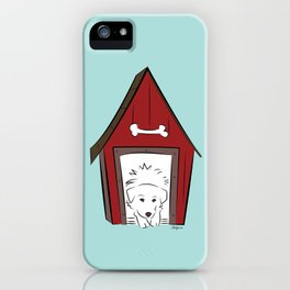 Home Sweet Great Pyrenees Home iPhone Case