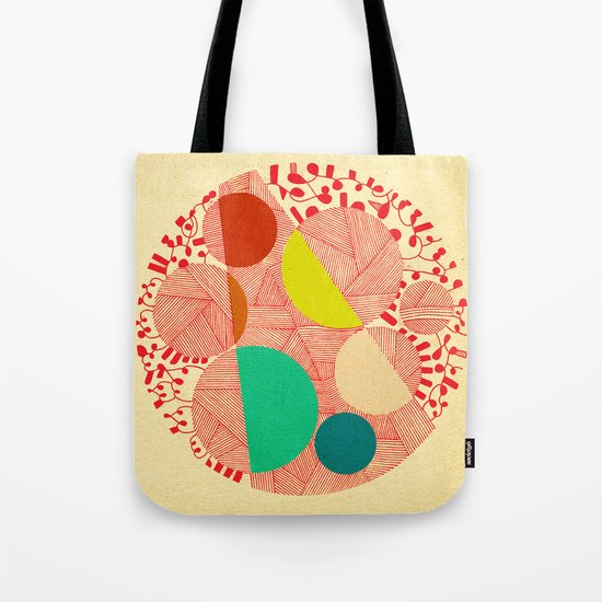 - cosmogony_02 - Tote Bag