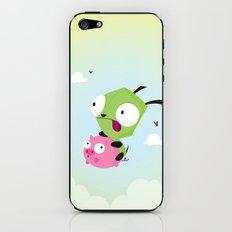 Invasor Zim iPhone & iPod Skin