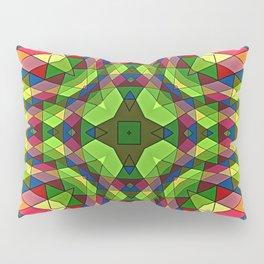 Croix vert, 2120z6a Pillow Sham