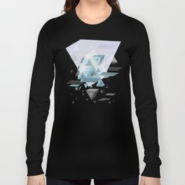 Floating prisms Long Sleeve T-shirt