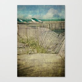Beach II Canvas Print