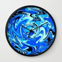 Whirlpool Wall Clock