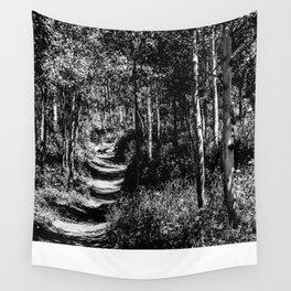 Shadows Wall Tapestry