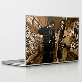Wiz & Tempah Laptop & iPad Skin