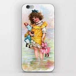 My Dollies and Me iPhone Skin