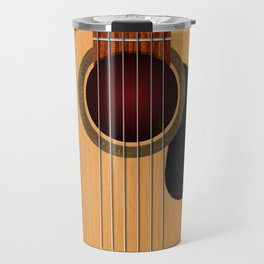 Acoustic Guitar Travel Mug