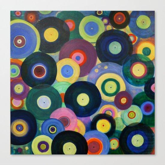 Record High Canvas Print