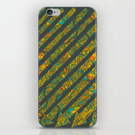 Arrows Map iPhone Skin