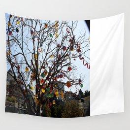 Balloon Tree1 Wall Tapestry