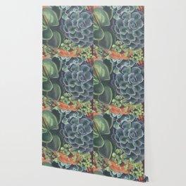 Patio Garden Wallpaper