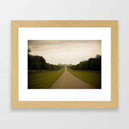 Windsor Castle Framed Art Print