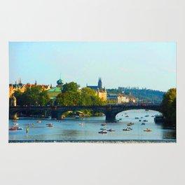 Vltava | Prague Rug