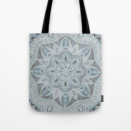 Winters Frost Tote Bag