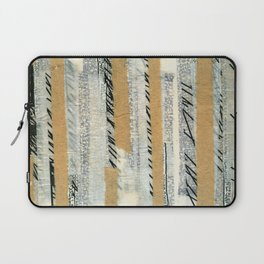 mosmith word collage Laptop Sleeve