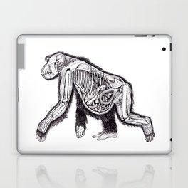 The Anatomy of a Pregnant Gorilla Laptop & iPad Skin