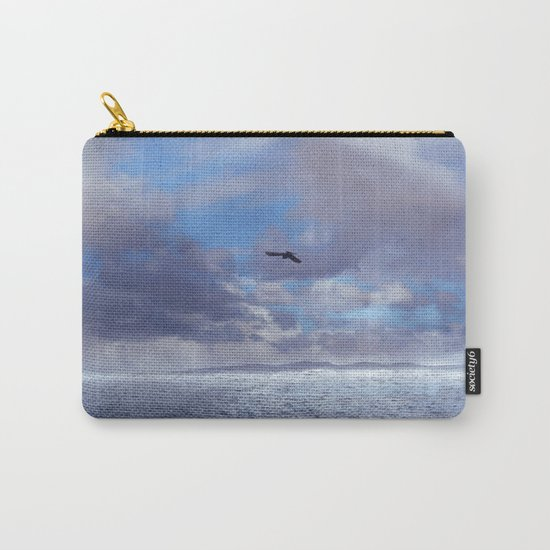 Pastel vibes 42 - El vuelo II Carry-All Pouch
