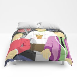 Officers' Lounge Comforters