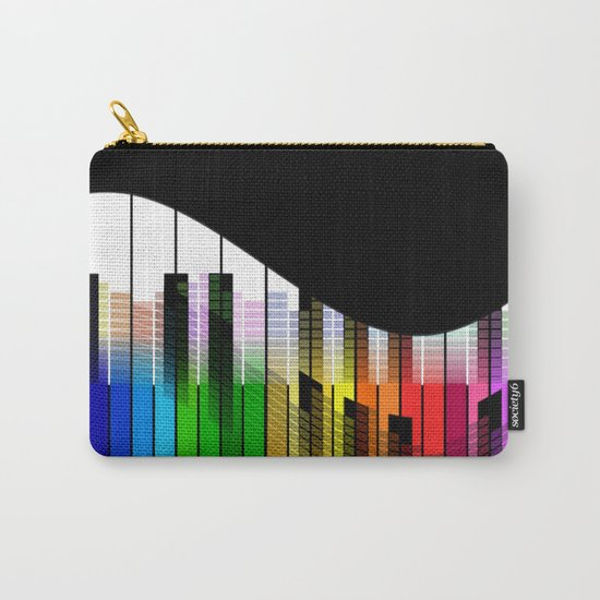 Feel the Music Carry-All Pouch