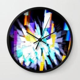 Matrix 712 Wall Clock