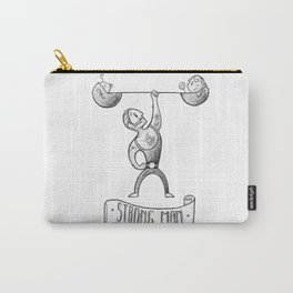 Strong Dad Carry-All Pouch