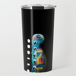 Space Guitar Travel Mug