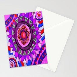 Peace Seeking Stationery Cards