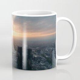 Sunset Frankfurt am Main Coffee Mug