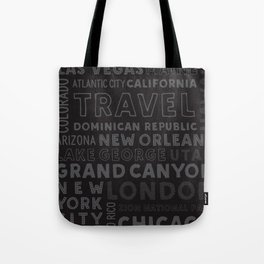 Travel as Much as Possible Tote Bag