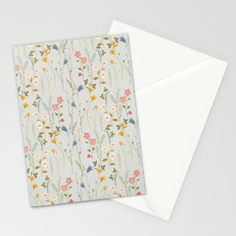 Midsummer Flowers Stationery Cards