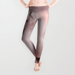 Through the clouds Leggings