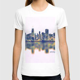 Akron Skyline T-shirt