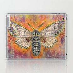 like moth to a flame Laptop & iPad Skin