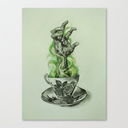 Cup Of Joe Canvas Print