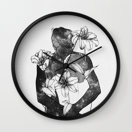 You are my flowery drug. Wall Clock