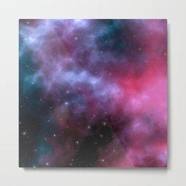 Nebula Metal Print