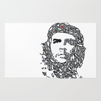 che Area & Throw Rugs featuring Che by Rucifer