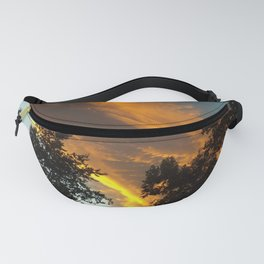 Sky Flame Fanny Pack