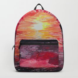 Sail Into the Sunset Backpack