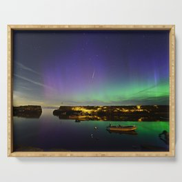 Shooting Star Aurora at Lanes Cove Serving Tray