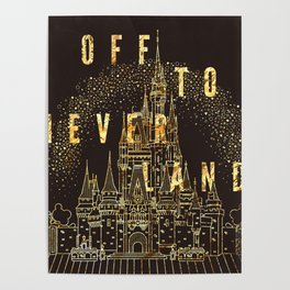 Off to Neverland Poster