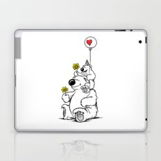 Papa Bear & Baby Bear Laptop & iPad Skin